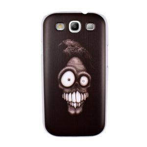 Plastový kryt pre Samsung Galaxy S3 EYES