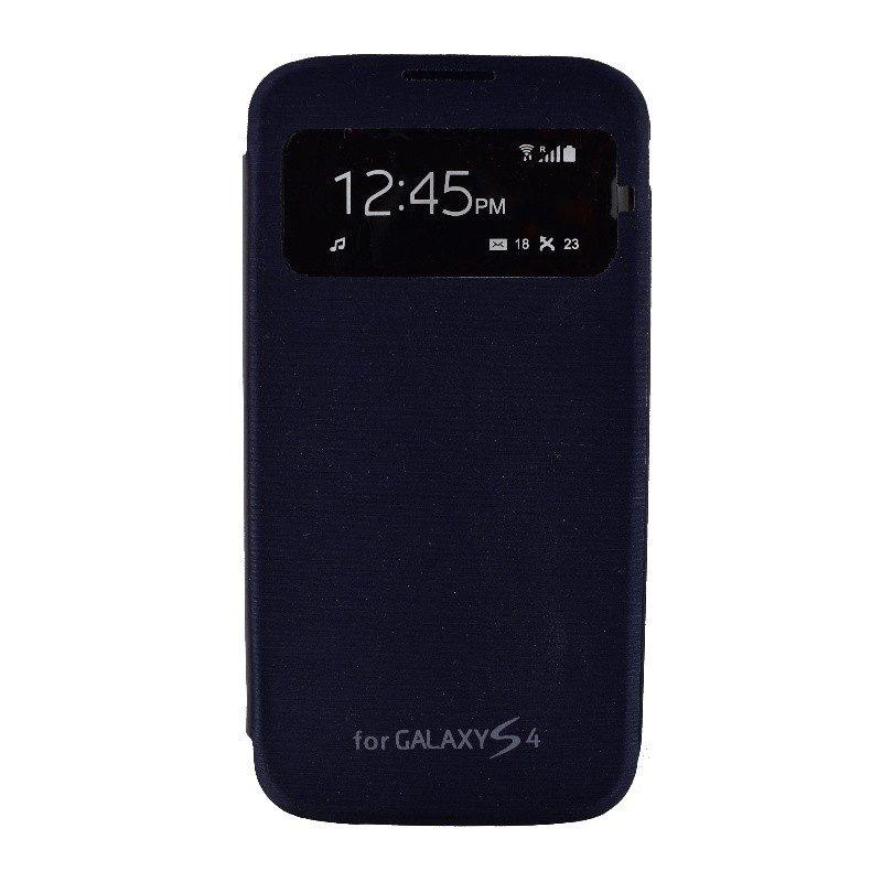 Plastové puzdro pre Samsung Galaxy S4 BLUE