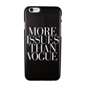 Plastový kryt pre iPhone 6/6S VOGUE