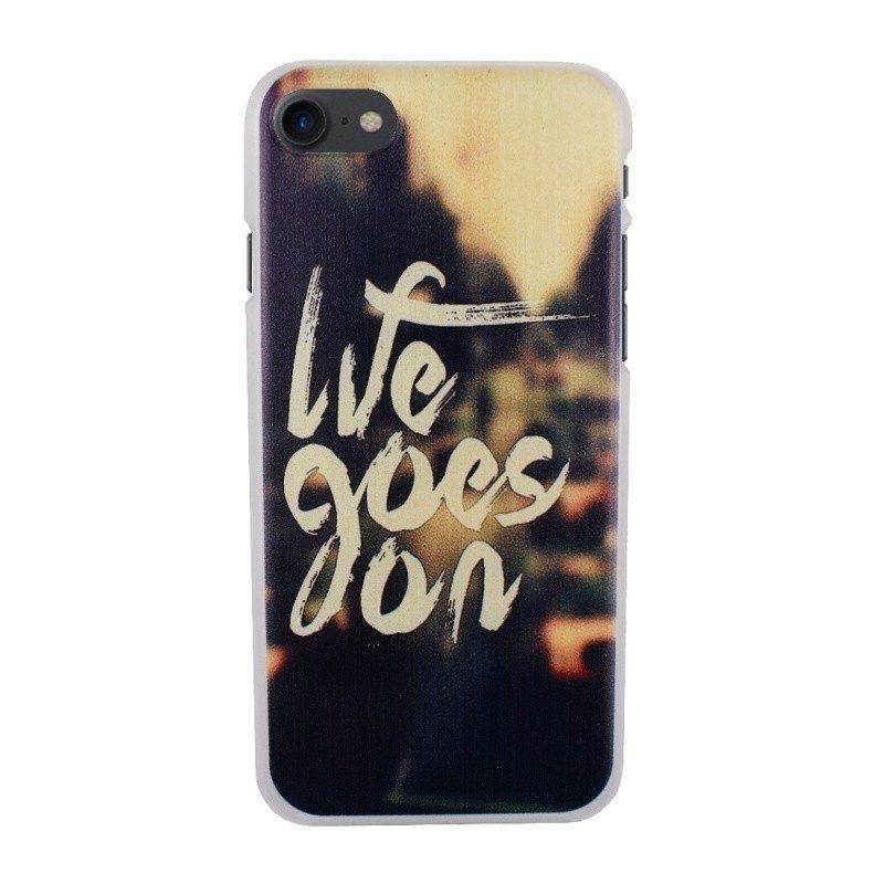 Plastový kryt pre iPhone 7/8 LIFE