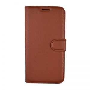 Kožené puzdro pre Samsung Galaxy S7 BROWN