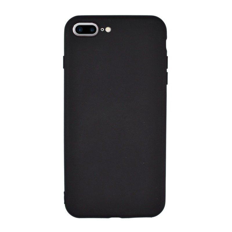 Silikónový kryt pre iPhone 7/8 Plus BLACK