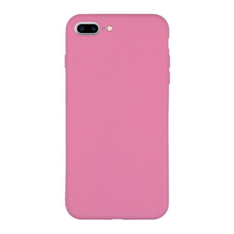 Silikónový kryt pre iPhone 7/8 Plus PINK