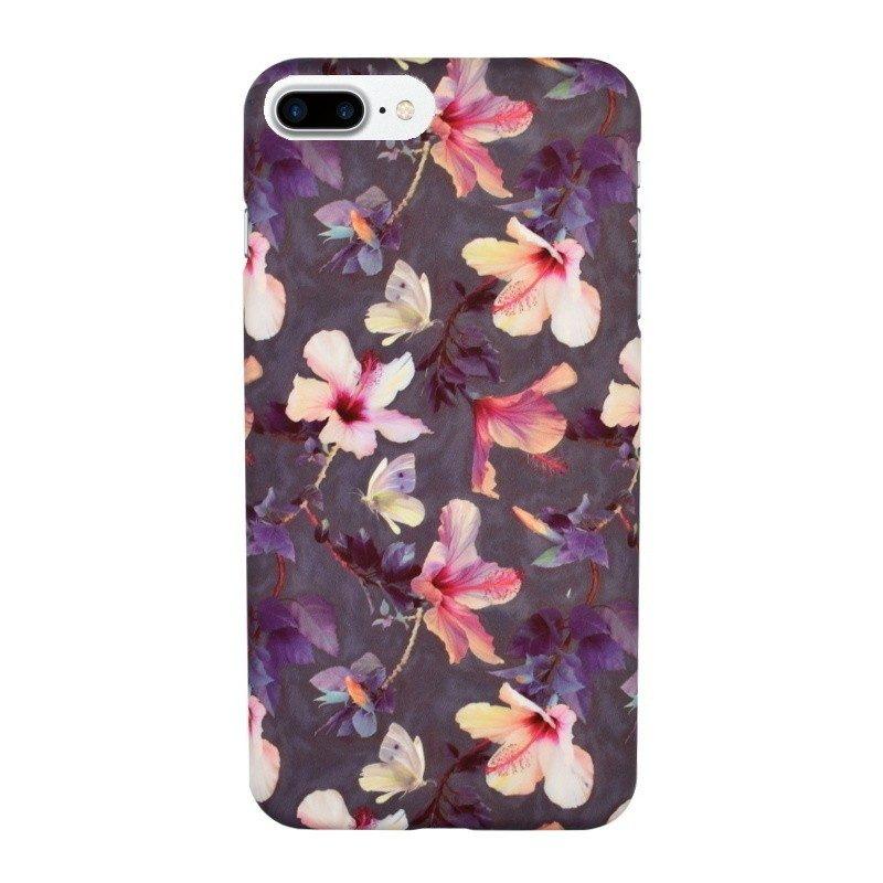 Plastový kryt pre iPhone 7/8 Plus FLOWERS