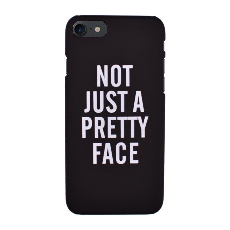 Plastový kryt pre iPhone 7/8 PRETTY FACE
