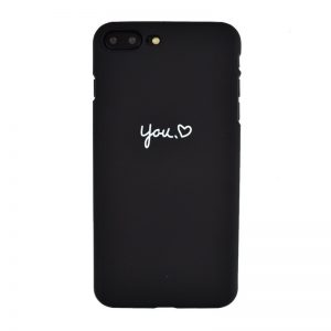 Plastový kryt pre iPhone 7/8 Plus YOU