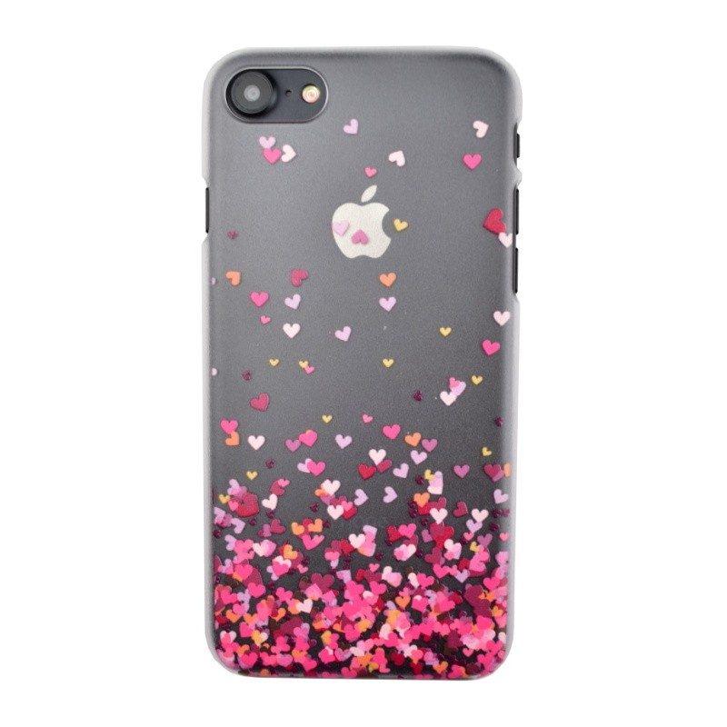 Plastový kryt pre iPhone 7/8 HEARTS