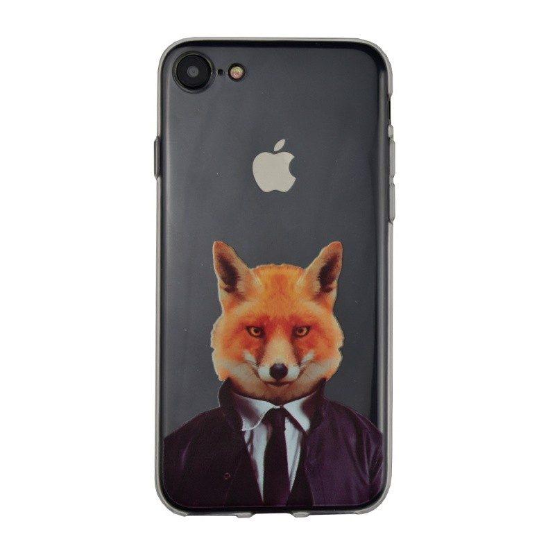 Silikónový kryt pre iPhone 7/8 FOX