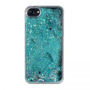 Presýpací plastový kryt pre iPhone 7/8 BLUE