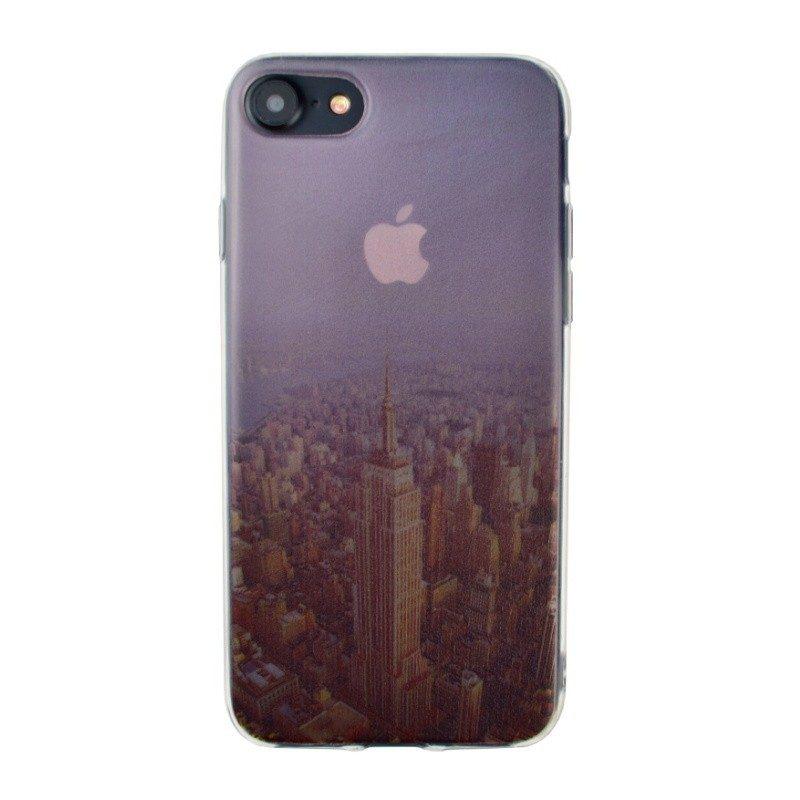 Silikónový kryt pre iPhone 7/8 NEW YORK
