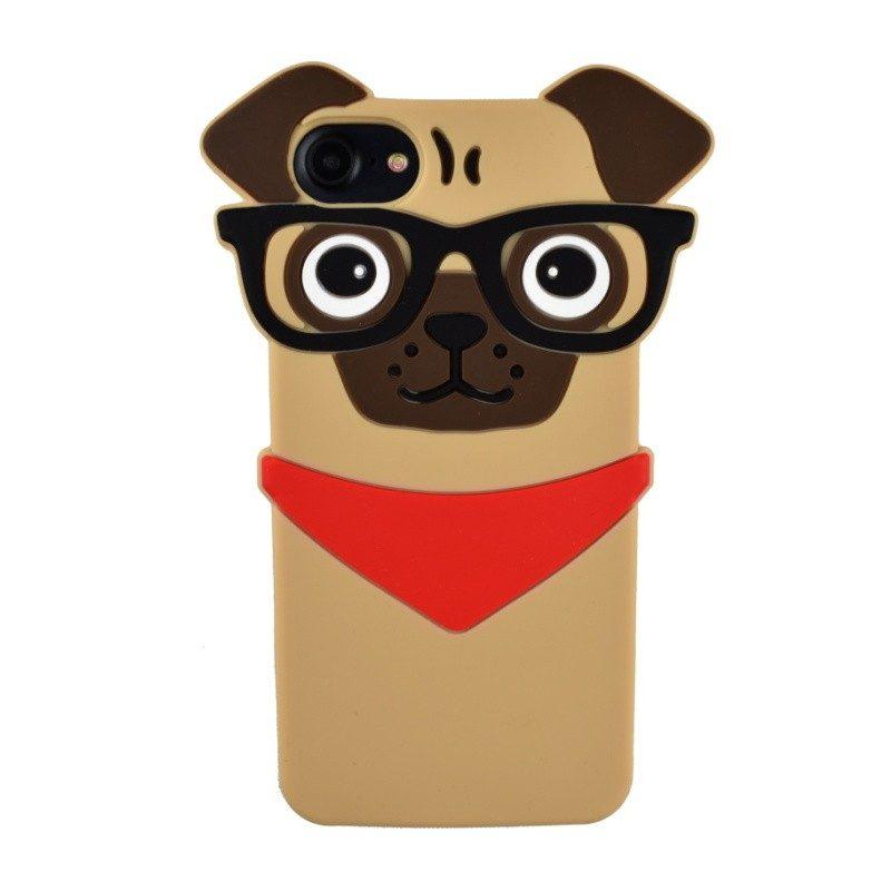 Gumený kryt pre iPhone 7/8 DOG