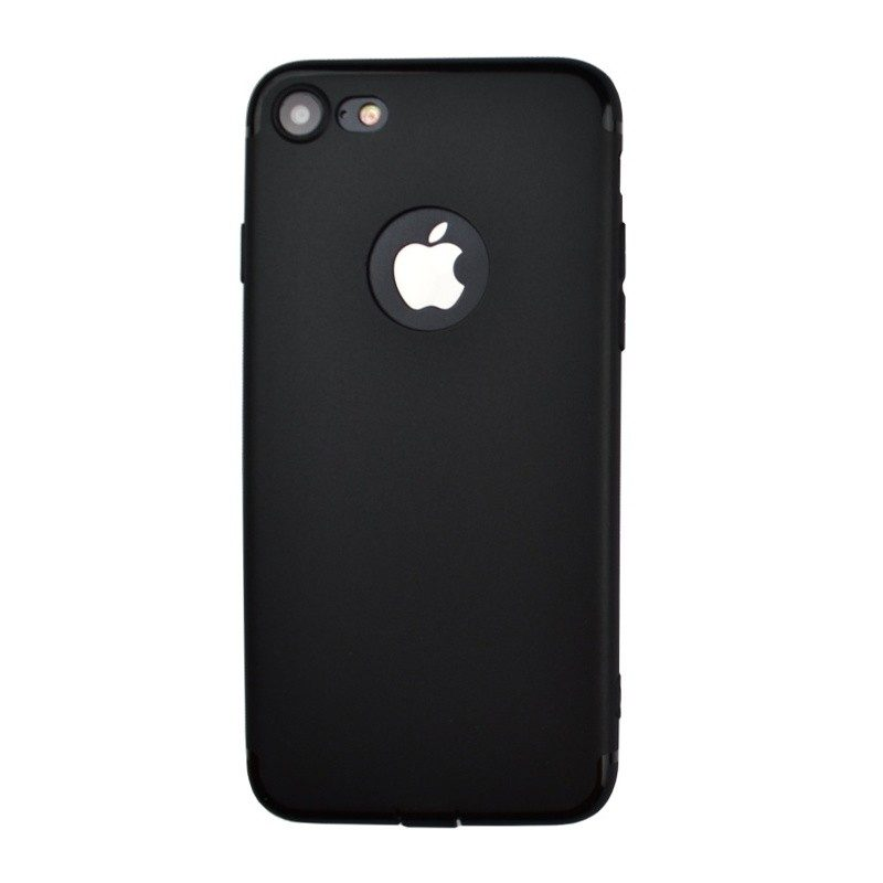 Silikónový kryt pre iPhone 7/8 BLACK