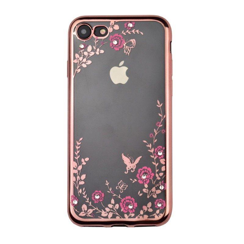 Silikónový kryt pre iPhone 7/8 ROSE