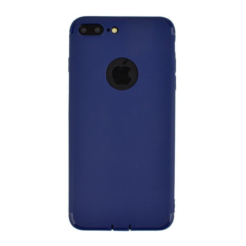 Silikónový kryt pre iPhone 7/8 Plus BLUE