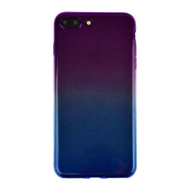 Silikónový kryt pre iPhone 7/8 Plus PURPLE