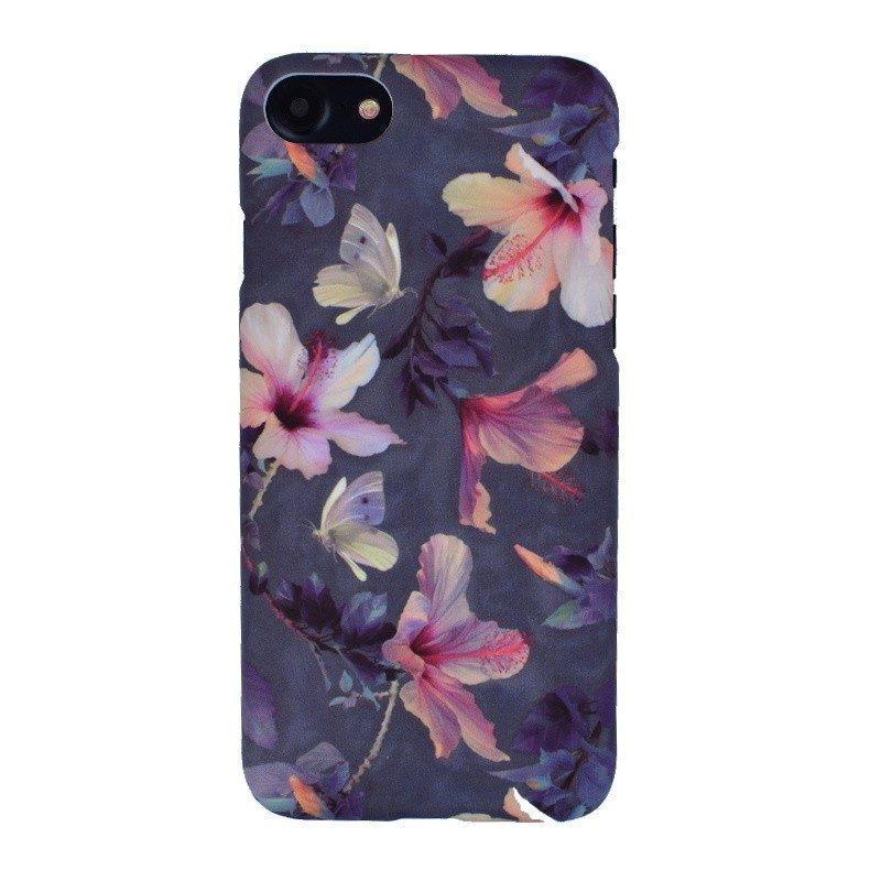 Plastový kryt pre iPhone 7/8 FLOWERS