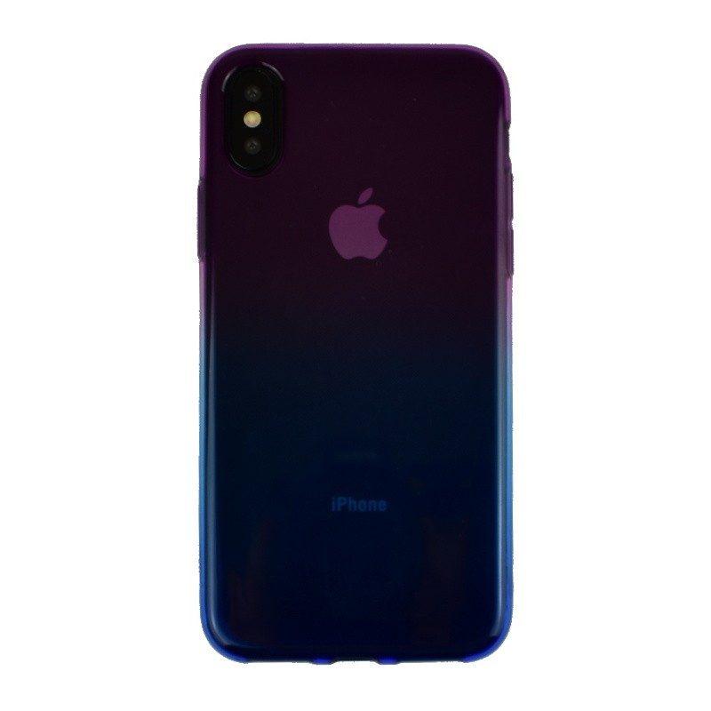 Silikónový kryt pre iPhone X COLORS