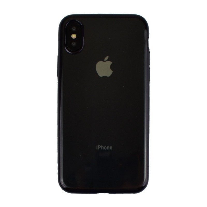 Silikónový kryt pre iPhone X CLEAR