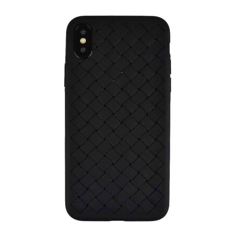 Silikónový kryt pre iPhone X GEOMETRIC
