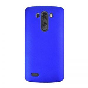 Plastový kryt pre LG G3 BLUE