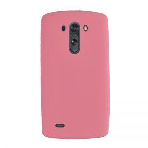 Silikónový kryt pre LG G3 PINK