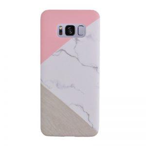 Plastový kryt pre Samsung Galaxy S8 MARBLE
