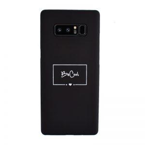 Plastový kryt pre Samsung Galaxy Note 8 BLACK