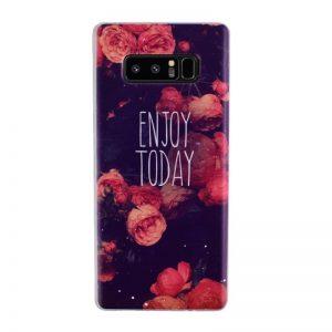 Silikónový kryt pre Samsung Galaxy Note 8 ENJOY