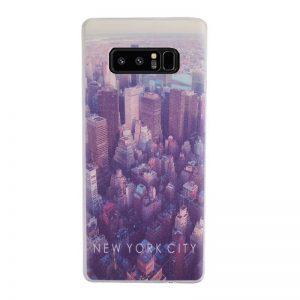 Silikónový kryt pre Samsung Galaxy Note 8 NEW YORK