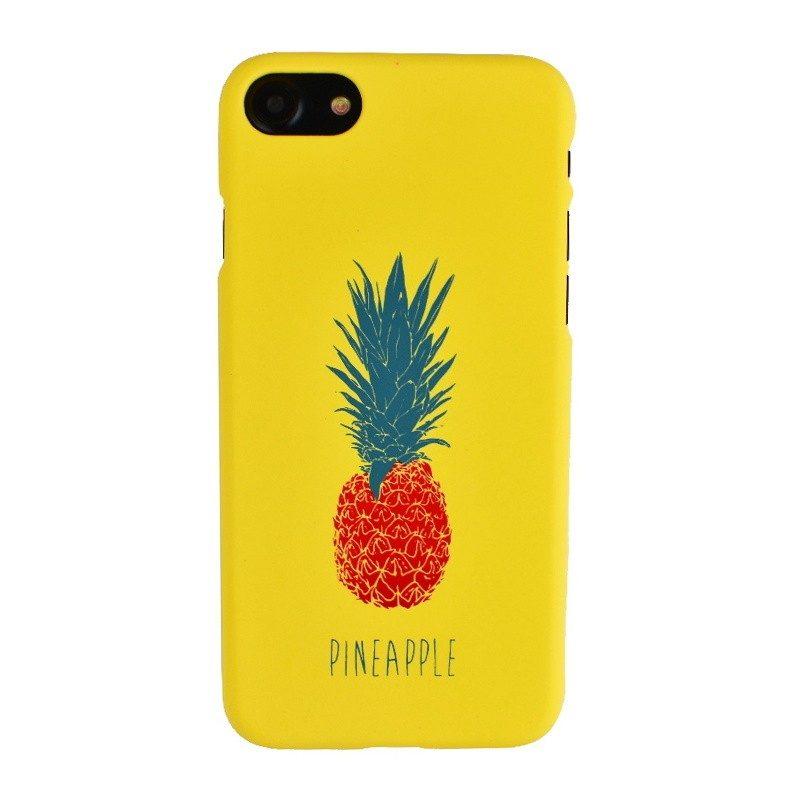 Plastový kryt pre iPhone 7/8 PINEAPPLE