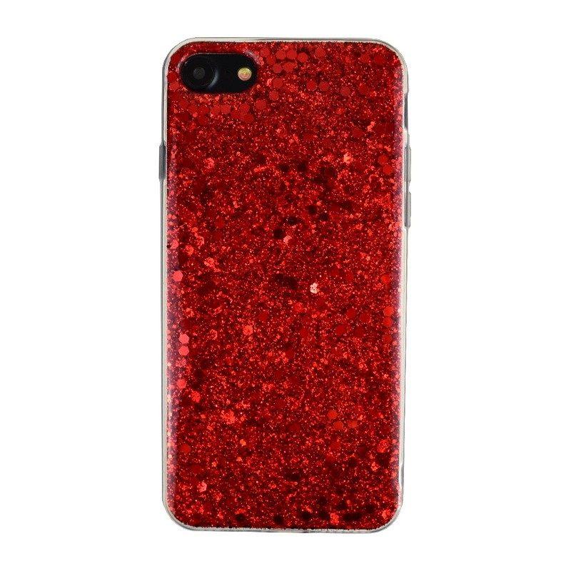Silikónový kryt pre iPhone 7/8 RED