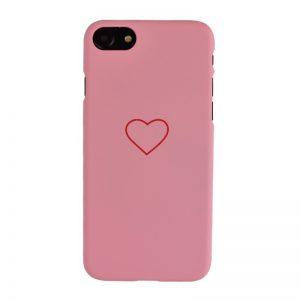 Plastový kryt pre iPhone 7/8 PINK