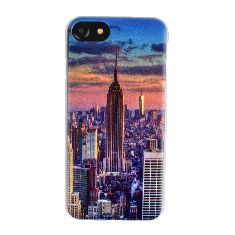 Plastový kryt pre iPhone 7/8 NEW YORK