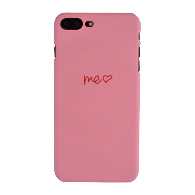 Plastový kryt pre iPhone 7/8 Plus ME