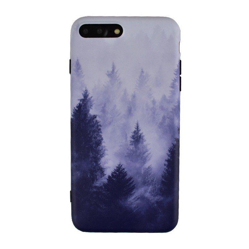 Silikónový kryt pre iPhone 7/8 Plus FOREST