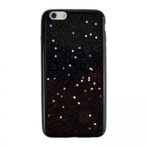 Silikónový kryt pre iPhone 6/6S Plus STARS