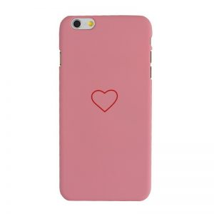 Plastový kryt pre iPhone 6/6S Plus HEART