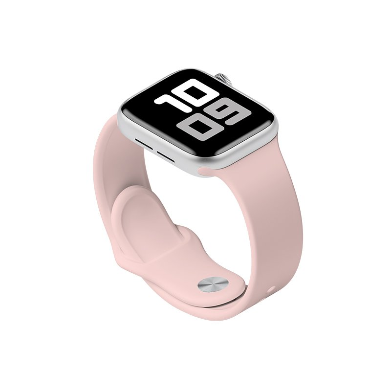 Remienok na Apple Watch 38mm/40mm S/M Light Pink