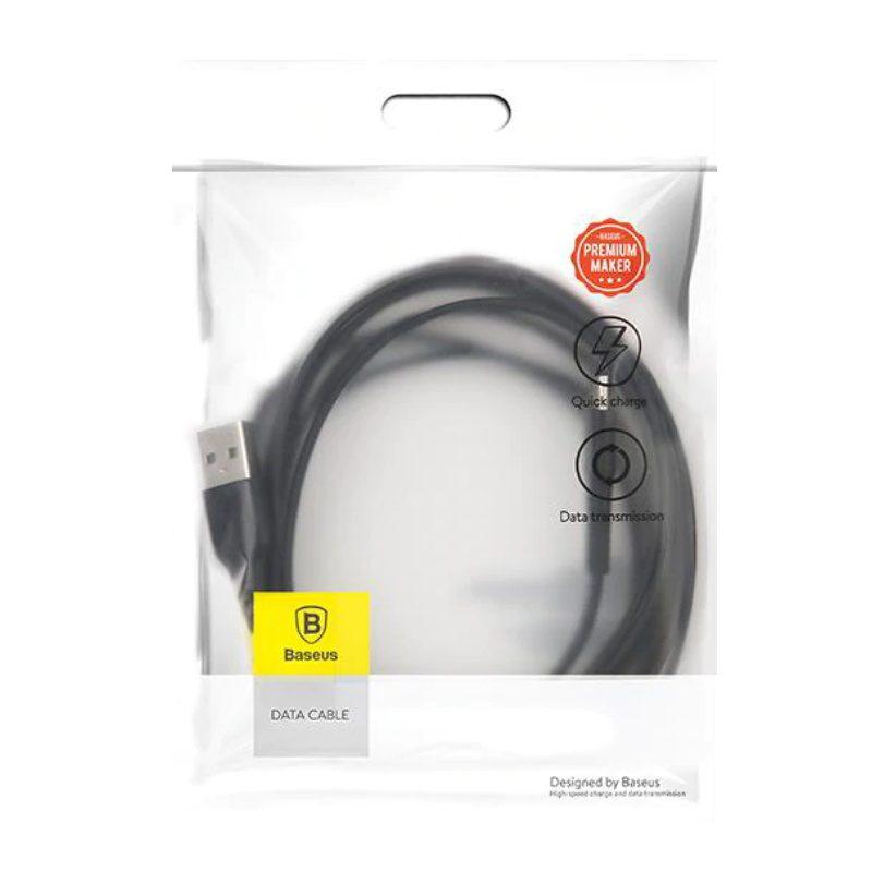 Baseus kábel Micro USB 2A Charging Data 200cm - čierny