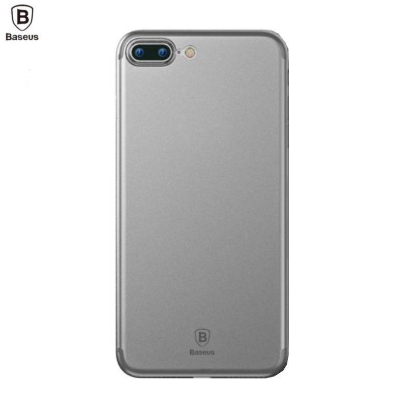 Silikónový kryt na iPhone 7/8 Plus - priehľadný Baseus