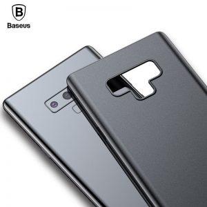 Baseus tenký plastový kryt pre Samsung Galaxy Note 9 - čierny