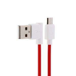 Hoco UPM10 kábel Micro USB Fast Charging 120cm - červený
