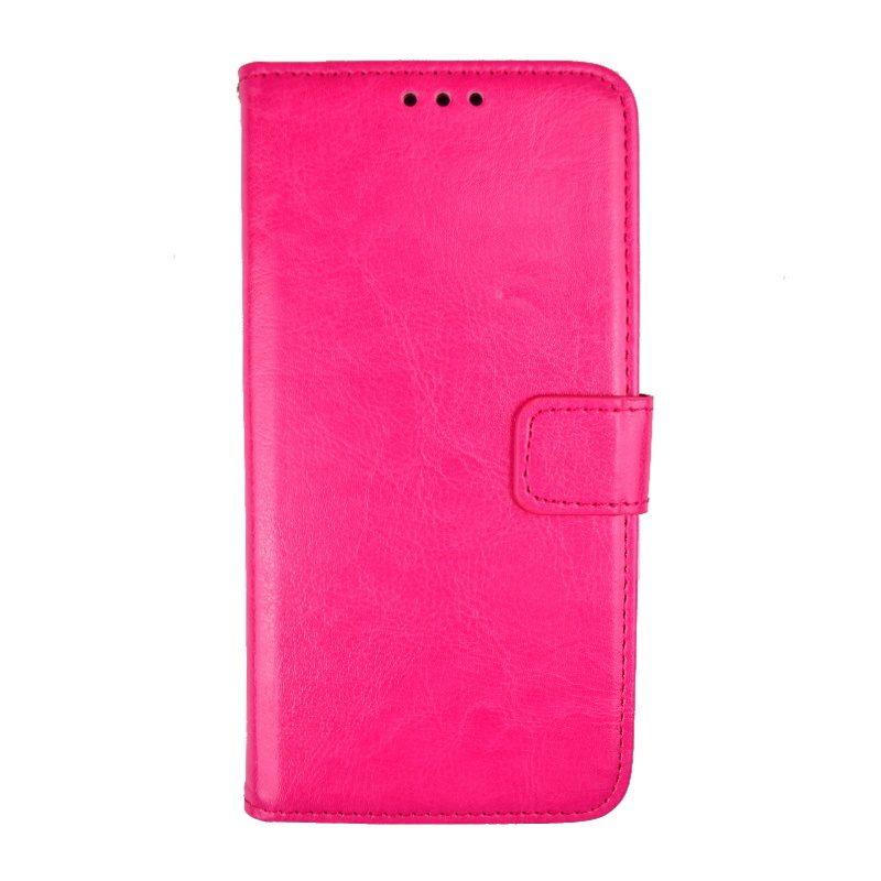 Ochranné flip puzdro na iPhone 7/8 Plus - ružové