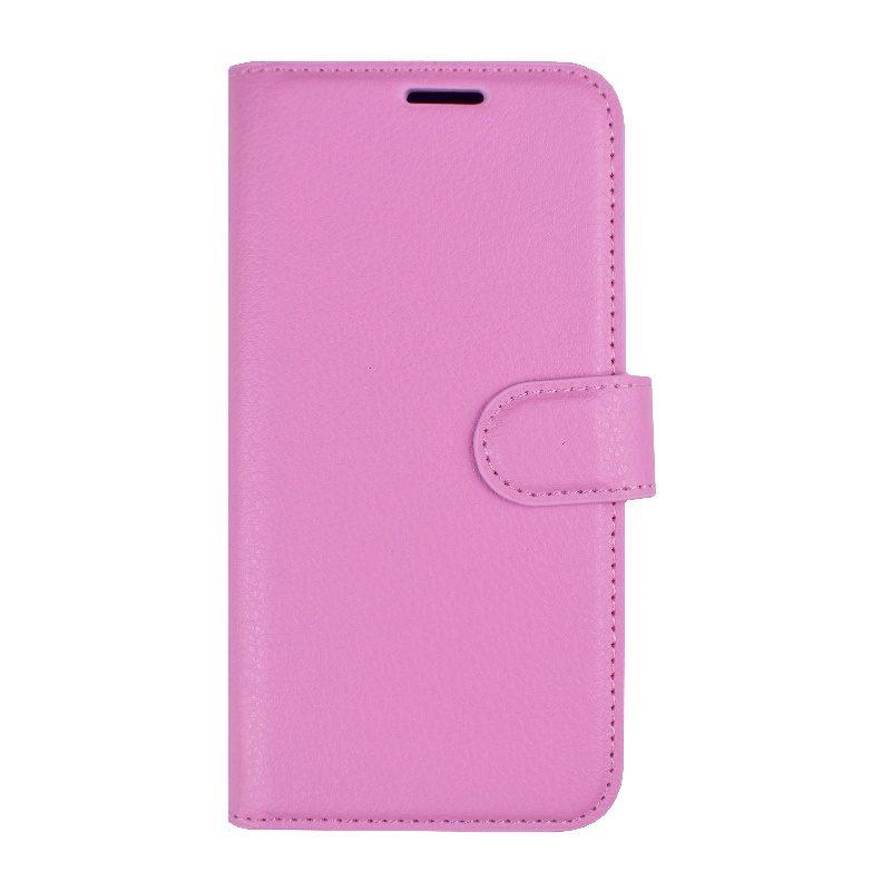 Ochranné flip puzdro na Huawei P10 Lite - ružové