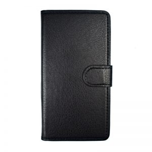 Ochranné flip puzdro pre Apple iPhone X/XS - čierne