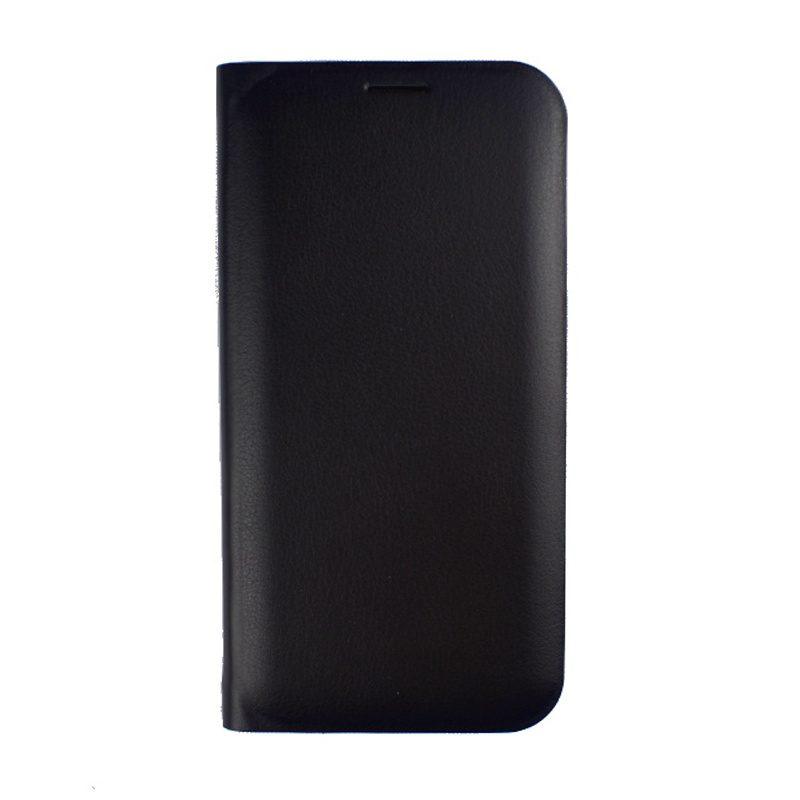 Ochranné flip puzdro pre Samsung Galaxy S6 - čierne