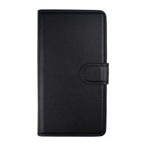 Ochranné flip puzdro pre Sony Xperia Z5 - čierne