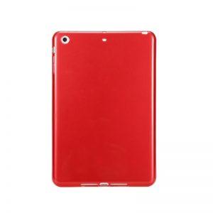 Ochranný silikónový kryt Ultra Slim na Apple iPad Mini 4 - červený