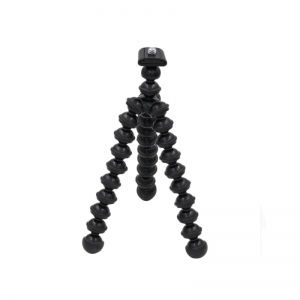 Ohýbateľný statív/tripod - čierny