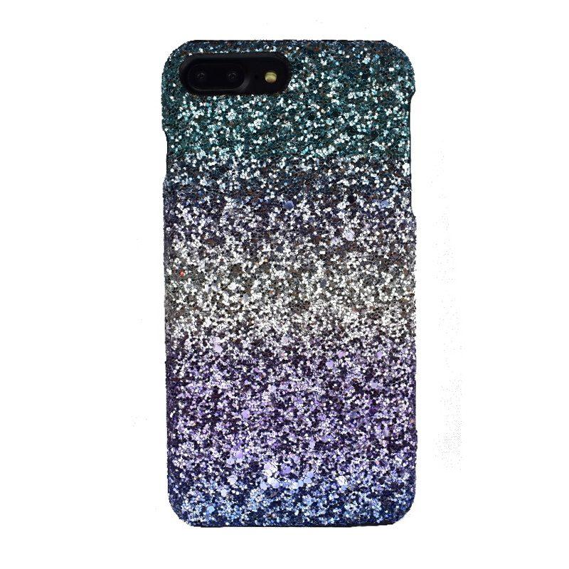 Plastový kryt na iPhone 7/8 Plus Green Sparkling